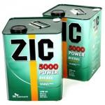 Полусинтетическое моторное масло ZIC 5000 POWER 10W40 CG 4/SH (20)