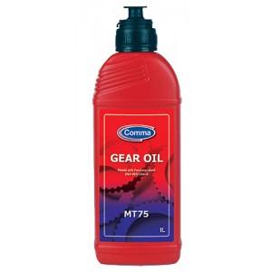 Трансмиссионное масло Comma MT 75 Gear oil (1)