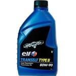Трансмиссионное масло ELF TRANSELF UNIVERSAL 80W-90 (1)