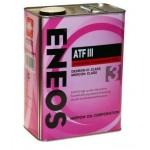 Трансмиссионное масло ENEOS ATF SP 3 DEXRON III (1)