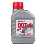 Тормозная жидкость VENOL DOT-4 (0.5)