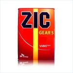 Трансмиссионное масло ZIC 75W85 GEAR GL-4 (4)