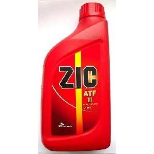 Трансмиссионное масло ZIC ATF III DEXTRON (1)