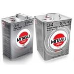 Полусинтетическое моторное масло MITASU SUPER DIESEL CI4 10W-40 (4)