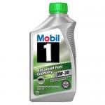 Синтетическое моторное масло MOBIL 1 0W30 Advanced Full Economy (1)