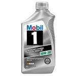 Синтетическое моторное масло MOBIL 1 10W30 Full Synthetic (1)
