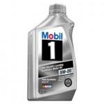 Синтетическое моторное масло MOBIL 1 5W-20 Advanced Full (1)
