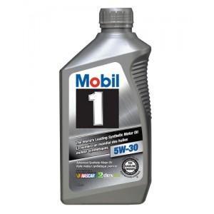 Синтетическое моторное масло MOBIL 1 5W30 Advanced Full Synthetic (1)