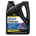 Моторное масло Mobil Delvac Super 1300 15W-40 (4)