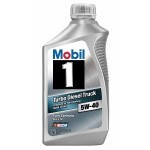 Синтетическое моторное масло Mobil 1 Turbo Diesel Truck 5W40 (1)