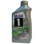 Синтетическое моторное масло MOBIL 1 ESP Formula M 5W40 (1)