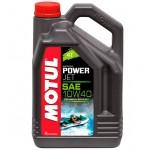 MOTUL Powerjet 4T SAE 10W40 (1л)
