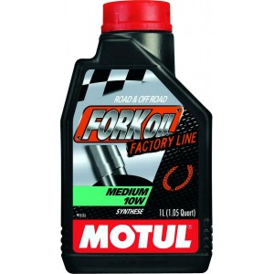 MOTUL Fork Oil Medium Factory Line SAE 10W (1л)