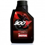 MOTUL 300V 4T Factory Line Road Racing SAE 15W50 (1л)