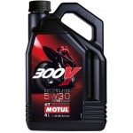 MOTUL 300V 4T Factory Line Road Racing SAE 5W30 (4л)