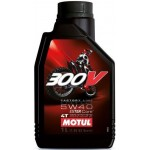 MOTUL 4T 300V Factory Line Off Road SAE 5W40 (1л)