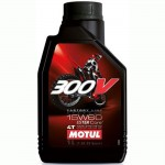 MOTUL 4T 300V Factory Line Off Road SAE 15W60 (1л)