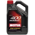 MOTUL 4100 Multidiesel SAE 10W40 (5л)