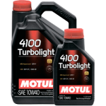 MOTUL 4100 Turbolight SAE 10W40 (1л)