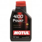 MOTUL 4100 Power SAE 15W50 (1л)
