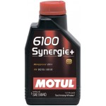 MOTUL 6100 Synergie+ SAE 5W40 (1л)