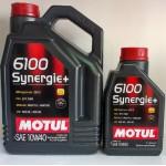 MOTUL 6100 Synergie+ SAE 10W40 (1л)