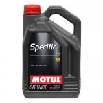 MOTUL Specific 913 D SAE 5W30 (5л)