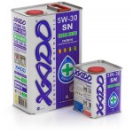 Синтетическое моторное масло Xado Atomic Oil 5W-30 SN (1)