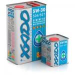Синтетическое моторное масло Xado Atomic Oil 5W-30 504/507 (1)